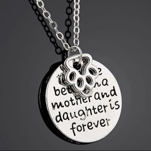 Jewelry - Mother and Daughter Is Forever Necklace